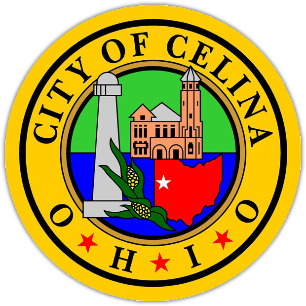 City of Celina Shadow logo
